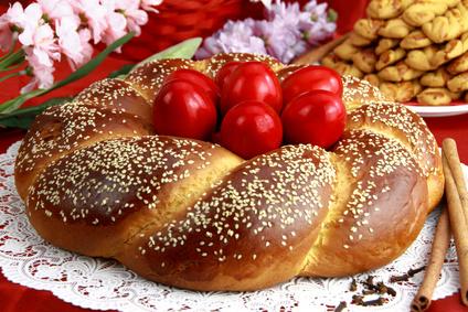 Kalo Paxa ! Frohe Ostern wünscht CretanOil !