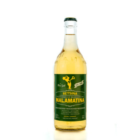 Probably the most popular retsina in Greece