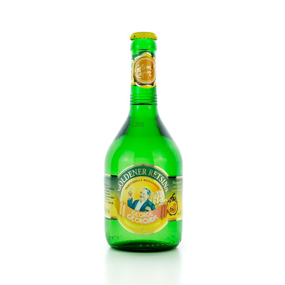 Retsina Golden (500ml/11,5%) Georgiadi